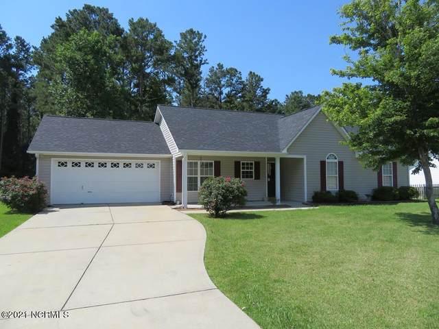 227 Lemonwood Drive, Havelock, NC 28532 (MLS #100276906) :: Barefoot-Chandler & Associates LLC