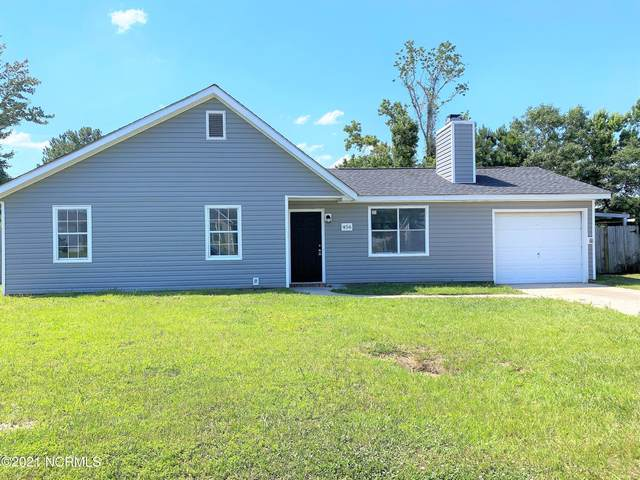 456 Hunting Green Drive, Jacksonville, NC 28546 (MLS #100276920) :: Frost Real Estate Team