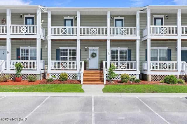 11 Sloop Street, Swansboro, NC 28584 (MLS #100276952) :: Barefoot-Chandler & Associates LLC