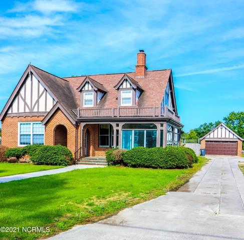 305 N Wilson Street, Walstonburg, NC 27888 (MLS #100276962) :: CENTURY 21 Sweyer & Associates