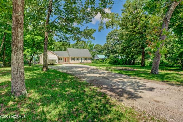 131 Bannermans Mill Road, Richlands, NC 28574 (MLS #100276986) :: Berkshire Hathaway HomeServices Hometown, REALTORS®