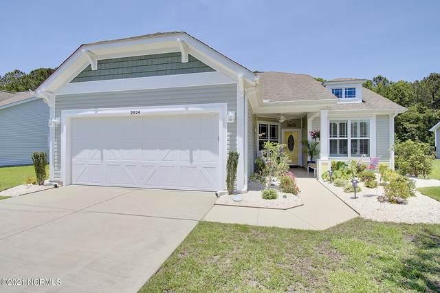 2024 Jarvis Lane NW, Calabash, NC 28467 (MLS #100276989) :: Barefoot-Chandler & Associates LLC