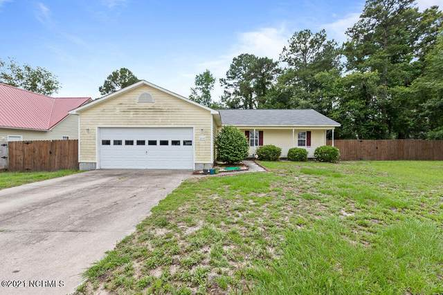 204 Redberry Drive, Richlands, NC 28574 (MLS #100277001) :: David Cummings Real Estate Team