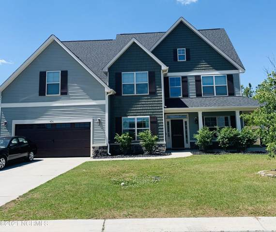 426 Cyrus Thompson Drive, Jacksonville, NC 28546 (MLS #100277008) :: RE/MAX Elite Realty Group