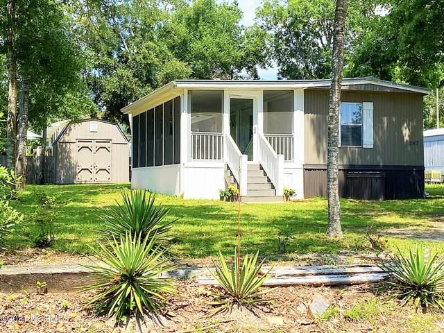 247 NE 66th Street, Oak Island, NC 28465 (MLS #100277010) :: Courtney Carter Homes