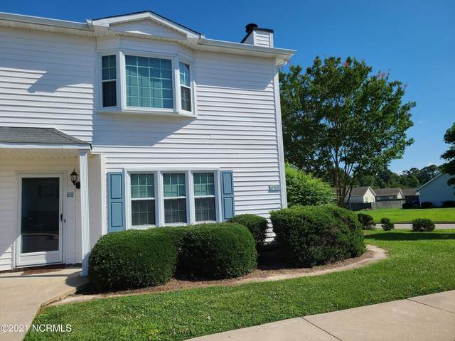1119 Grovemont Drive J10, Greenville, NC 27834 (MLS #100277011) :: CENTURY 21 Sweyer & Associates