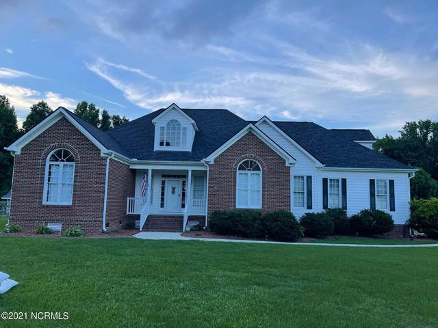 2602 Fisher Court, Wilson, NC 27896 (MLS #100277016) :: Vance Young and Associates