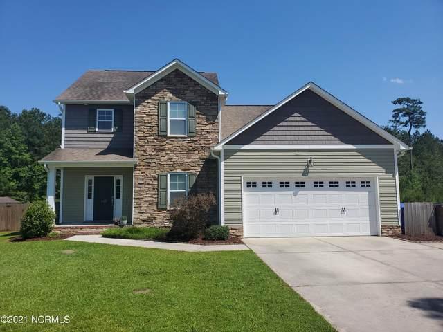 102 Murifield Drive, Jacksonville, NC 28540 (MLS #100277030) :: The Cheek Team