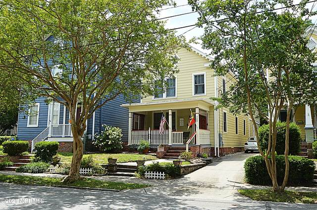 723 Pollock Street, New Bern, NC 28562 (MLS #100277033) :: Barefoot-Chandler & Associates LLC