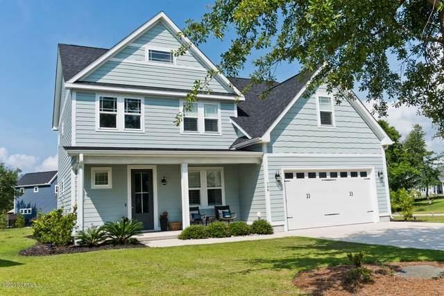 708 Yachtsman Place, Newport, NC 28570 (MLS #100277037) :: Coldwell Banker Sea Coast Advantage