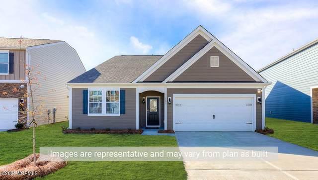 404 Ginger Drive, New Bern, NC 28560 (MLS #100277042) :: Carolina Elite Properties LHR