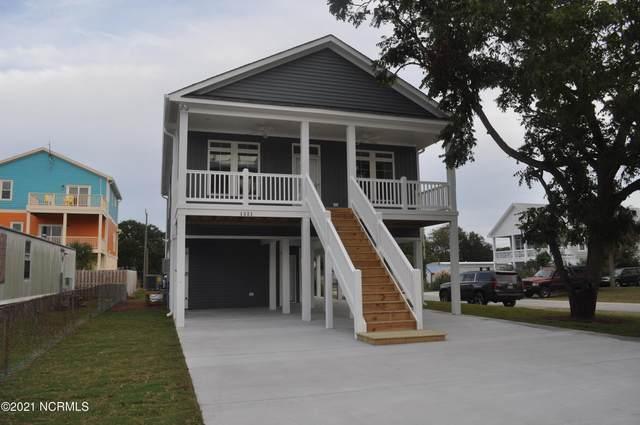 407 Carolina Sands Drive, Carolina Beach, NC 28428 (MLS #100277049) :: Coldwell Banker Sea Coast Advantage