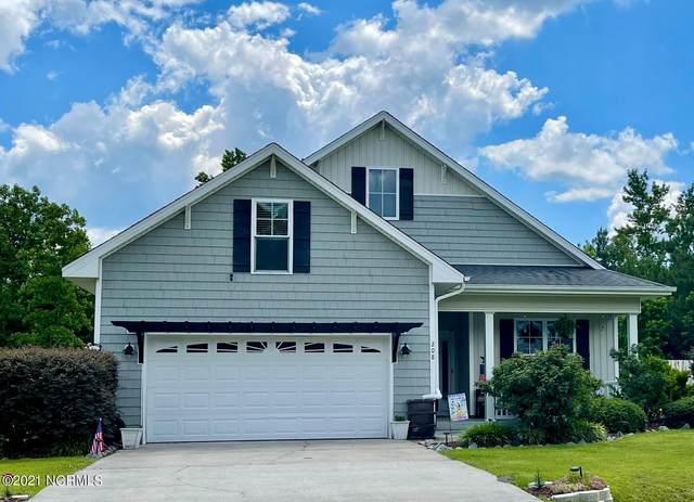 208 Blue Creek Farms Drive, Jacksonville, NC 28540 (MLS #100277067) :: Courtney Carter Homes