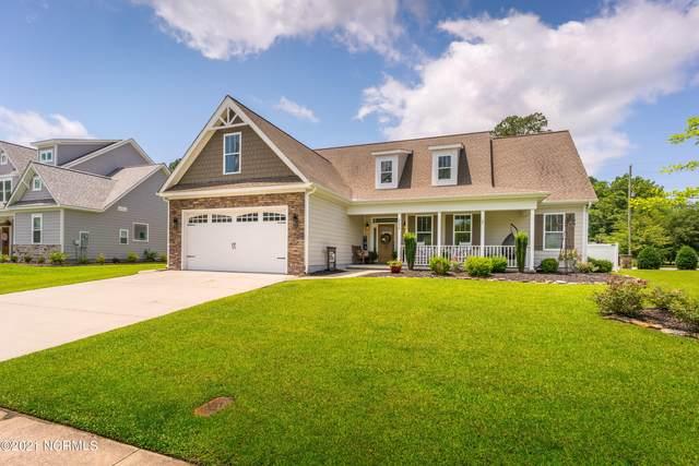 3604 Colony Woods Drive, Greenville, NC 27834 (MLS #100277080) :: Carolina Elite Properties LHR