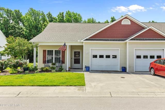 116 Palmetto Circle, Beaufort, NC 28516 (MLS #100277105) :: Barefoot-Chandler & Associates LLC