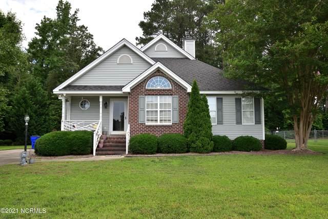 304 Hearthstone Drive, Nashville, NC 27856 (MLS #100277113) :: Courtney Carter Homes