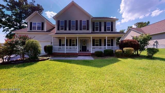 805 Little Roxy Court, Jacksonville, NC 28540 (MLS #100277119) :: Courtney Carter Homes