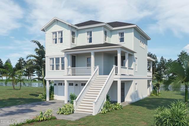 441 Summerhouse Drive, Holly Ridge, NC 28445 (MLS #100277139) :: David Cummings Real Estate Team