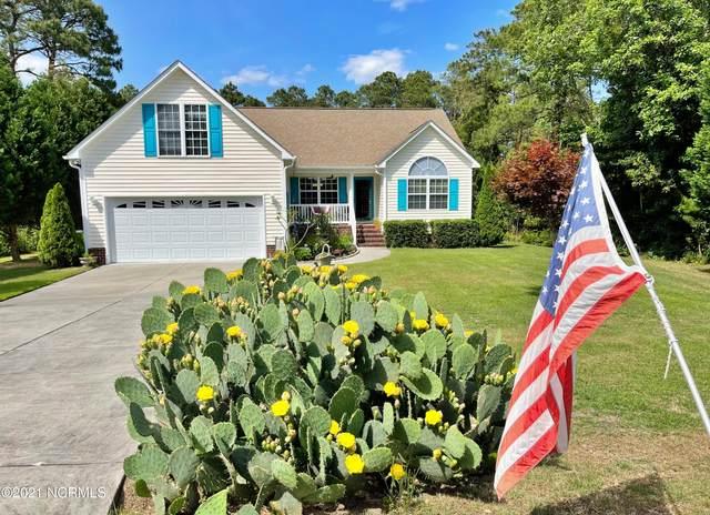 1720 Caracara Drive, New Bern, NC 28560 (MLS #100277142) :: Carolina Elite Properties LHR