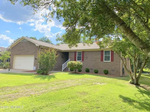 108 Boatswain Drive, New Bern, NC 28562 (MLS #100277143) :: Lynda Haraway Group Real Estate