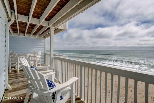1203 Sand Dollar Court #1203, Kure Beach, NC 28449 (MLS #100277154) :: Barefoot-Chandler & Associates LLC