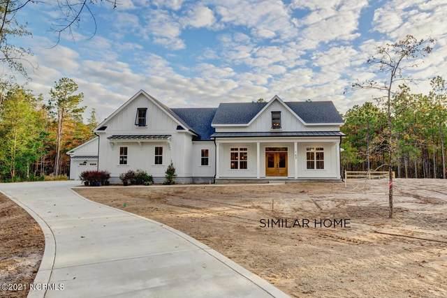 153 Spicer Lake Drive, Holly Ridge, NC 28445 (MLS #100277177) :: David Cummings Real Estate Team