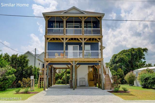 Lot 25 Wahoo Street, North Topsail Beach, NC 28460 (MLS #100277192) :: Shapiro Real Estate Group