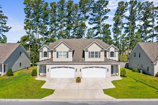 1680 Cambria Drive B, Greenville, NC 27834 (MLS #100277205) :: CENTURY 21 Sweyer & Associates