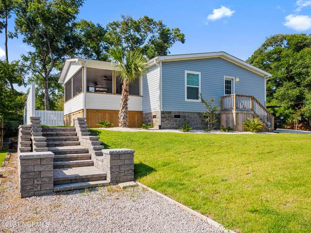 8602 Canal Drive, Emerald Isle, NC 28594 (MLS #100277206) :: The Cheek Team