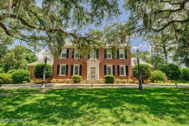 807 Forest Hills Drive, Wilmington, NC 28403 (MLS #100277211) :: RE/MAX Elite Realty Group