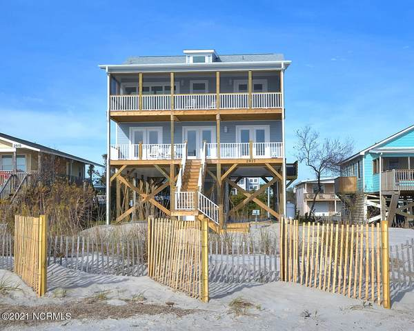 2917 E Beach Drive, Oak Island, NC 28465 (MLS #100277219) :: Lynda Haraway Group Real Estate