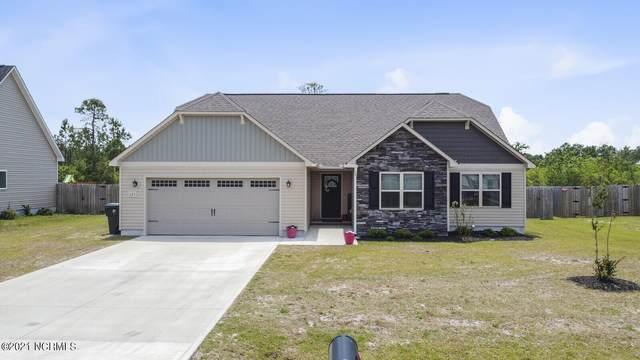 121 Sonia Drive, Hubert, NC 28539 (MLS #100277221) :: Barefoot-Chandler & Associates LLC