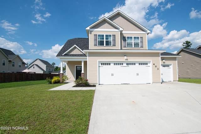 403 Turp Landing Lane, Jacksonville, NC 28546 (MLS #100277222) :: RE/MAX Elite Realty Group