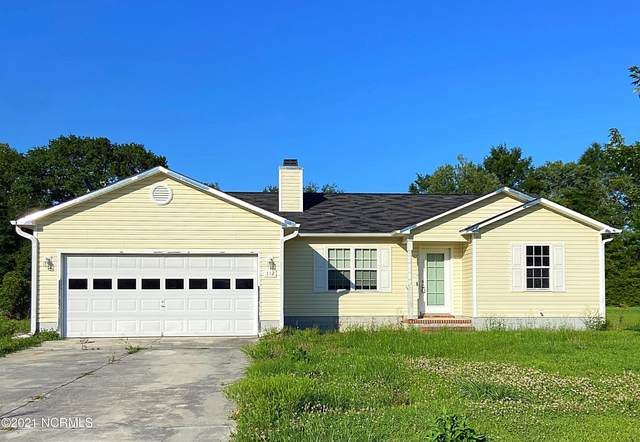 112 Burrell Lane, Richlands, NC 28574 (MLS #100277225) :: Frost Real Estate Team
