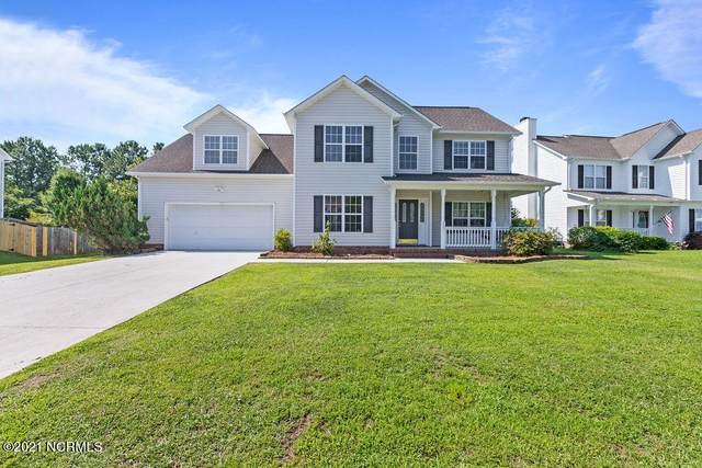 105 Murville Court, Jacksonville, NC 28546 (MLS #100277229) :: Vance Young and Associates