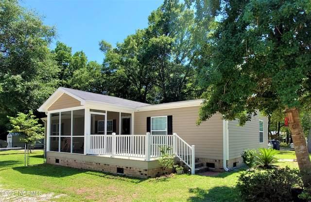 610 Dogwood Drive, Sunset Beach, NC 28468 (MLS #100277235) :: Barefoot-Chandler & Associates LLC