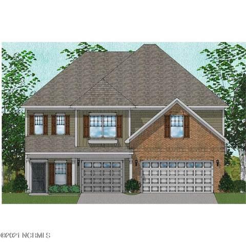 1275 Pandion Drive, Wilmington, NC 28411 (MLS #100277245) :: CENTURY 21 Sweyer & Associates