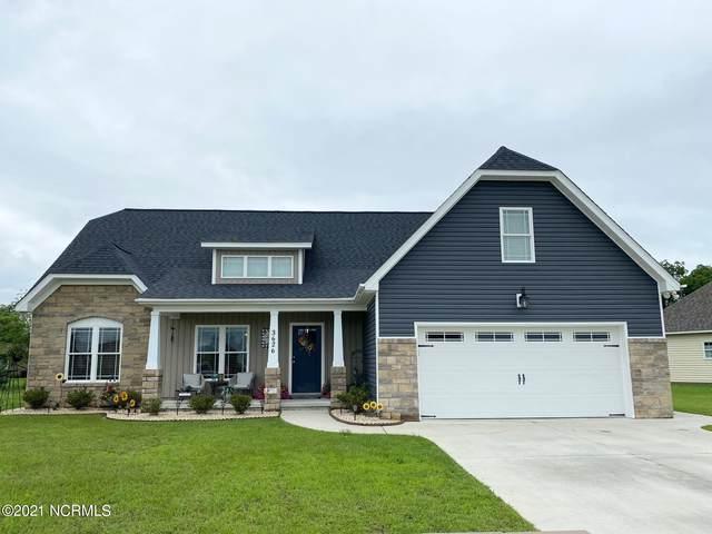 3626 New Town Court, Farmville, NC 27828 (MLS #100277251) :: Barefoot-Chandler & Associates LLC