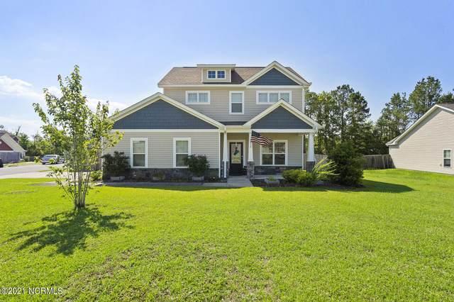 701 Jasmine Lane, Jacksonville, NC 28546 (MLS #100277252) :: RE/MAX Elite Realty Group
