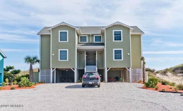 5413 Ocean Drive East, Emerald Isle, NC 28594 (MLS #100277256) :: Barefoot-Chandler & Associates LLC