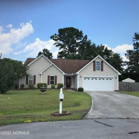 111 Heron Moon Court, Havelock, NC 28532 (MLS #100277258) :: Thirty 4 North Properties Group