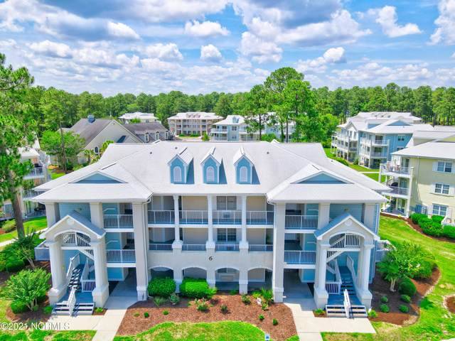 330 S Middleton Drive NW #607, Calabash, NC 28467 (MLS #100277262) :: Stancill Realty Group
