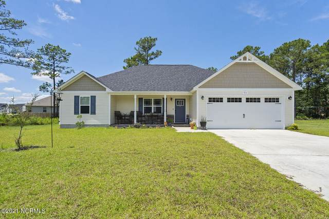711 Crystal Cove Court, Sneads Ferry, NC 28460 (MLS #100277274) :: The Oceanaire Realty
