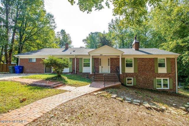 1717 Morningside Circle, Greenville, NC 27858 (MLS #100277285) :: Vance Young and Associates