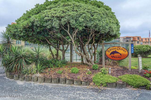 1822 New River Inlet Road Unit 1114, North Topsail Beach, NC 28460 (MLS #100277296) :: Watermark Realty Group