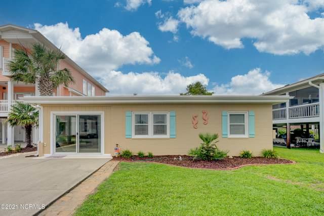 125 N 4th Avenue, Kure Beach, NC 28449 (MLS #100277309) :: RE/MAX Essential