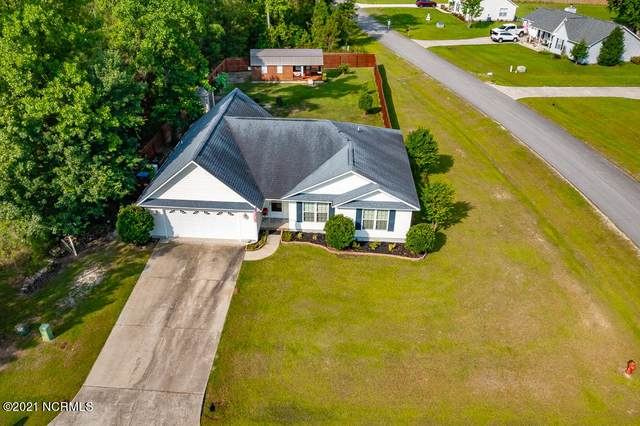100 Redbud Court, Havelock, NC 28532 (MLS #100277310) :: Barefoot-Chandler & Associates LLC