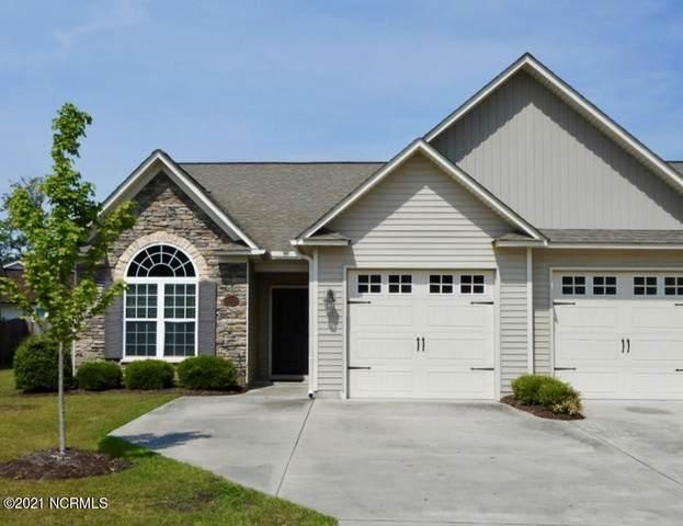 3357 Ellsworth Drive A, Greenville, NC 27834 (MLS #100277319) :: Barefoot-Chandler & Associates LLC