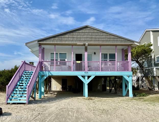 926 E Beach Drive, Oak Island, NC 28465 (MLS #100277322) :: The Keith Beatty Team