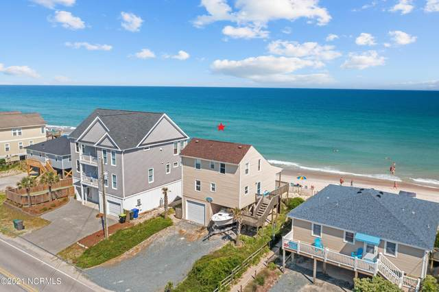 1404 S Shore Drive, Surf City, NC 28445 (MLS #100277323) :: Frost Real Estate Team